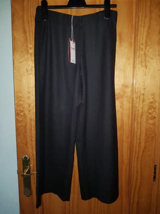 Pantalón mujer talla M negro nuevo