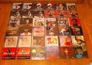 CDS Pop, R&B, Rap