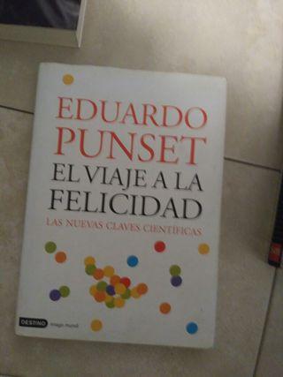El viaje a la felicidad. Eduard Punset