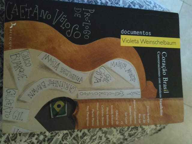 Coraçao Brasil. Violeta Weinschelbaum