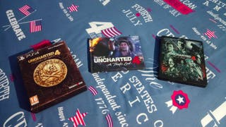 UNCHARTED 4 - EDICIÓN ESPECIAL