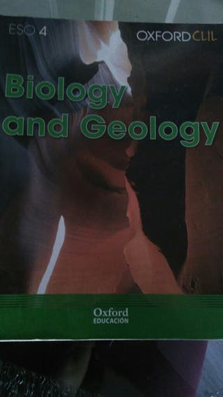 Biology and geology 4°ESO Oxford Clil