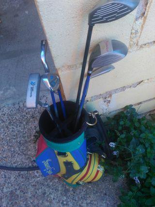 palos de golf infantiles