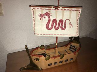 Barco de juguete Hércules