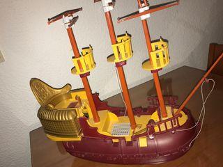 Barco de juguete Peter Pan
