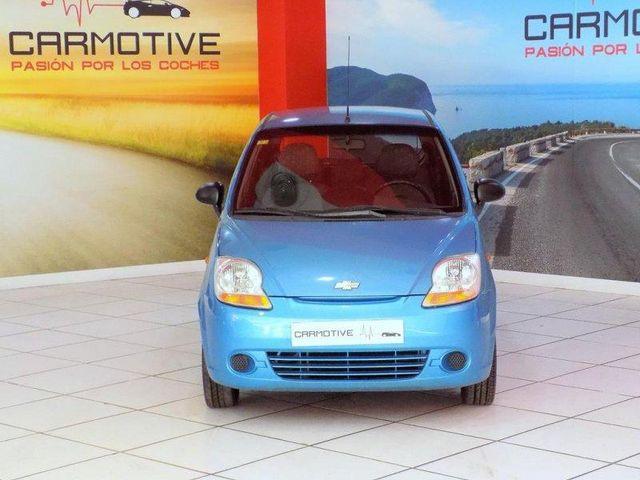 Chevrolet Matiz 800 S 51 CV