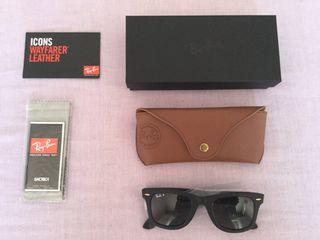 Ray-Ban Wayfarer Leather Edition