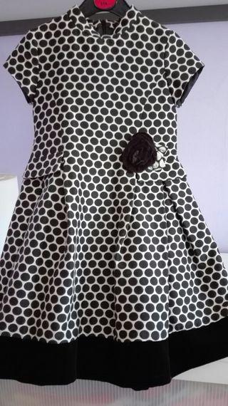 Vestido de niña de la talla 5 años