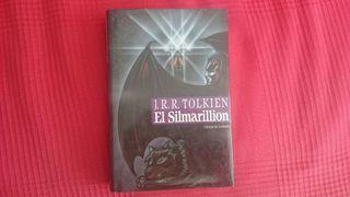 Libro El Silmarillion JRR TOLKIEN