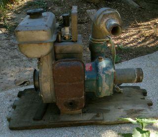 motor de sacar agua