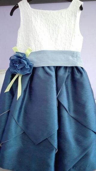 Vestido de niña de la talla 6 años