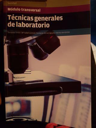 libro de laboratorio