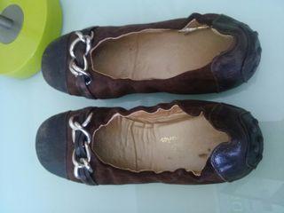 zapatos niña D' Angel
