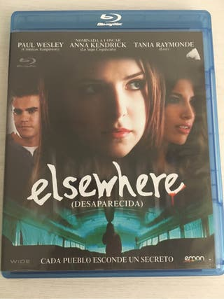 Elsewhere ( Blu ray ).