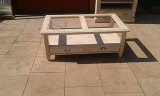 mueble mesa baja
