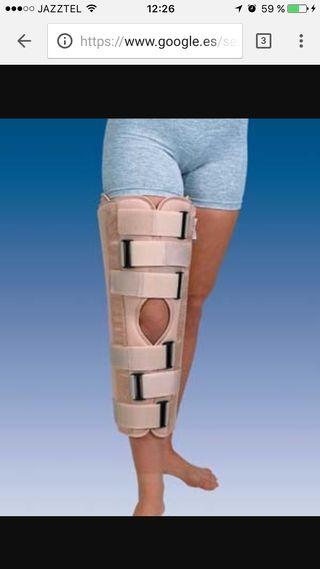 Prótesis ortopédica Rodilla