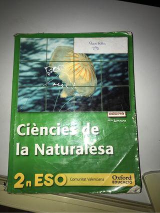 Ciencias naturaleza