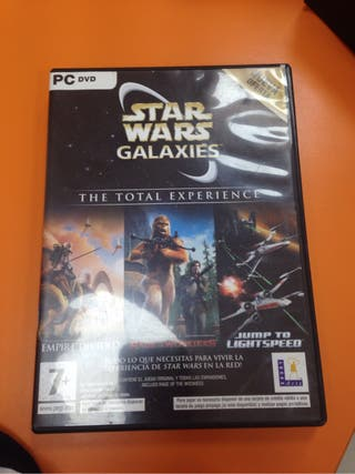 Star wars galaxis the total ex