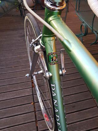 Bicicleta carretera vintage Zeus