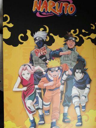 Cuadro Naruto