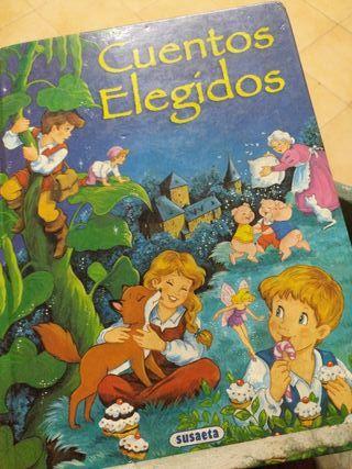 Libro cuentos