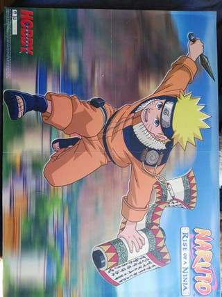 Cuadro de Naruto