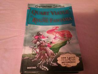 Stilton, quart viatge al regne de la fantasia