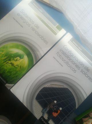 libros de energías renovables
