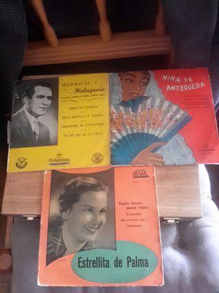 discos de los años 50