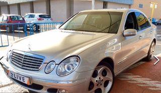 Mercedes-benz Clase E 270cdi