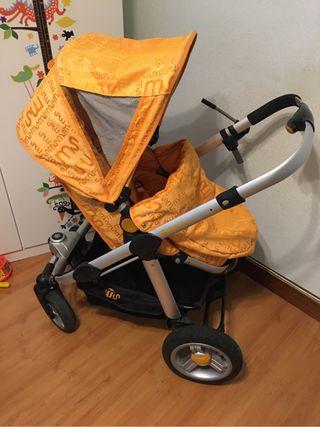 Carro bebé 3 en 1