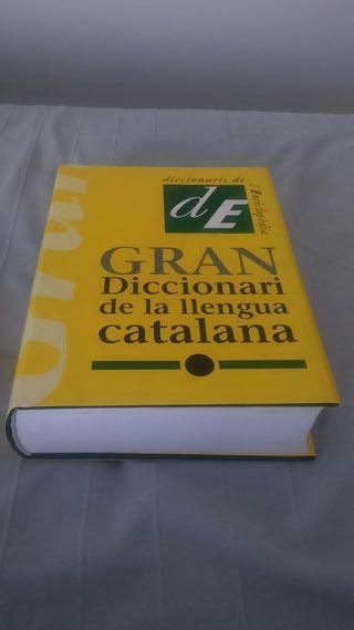 gran diccionario de la lengua catalana