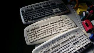 vendo teclados de ordenadores