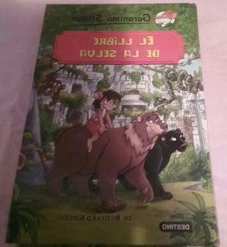 Stilton, El llibre de la selva