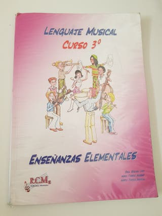 Lenguaje Musical 3 Enseñanzas Elementales