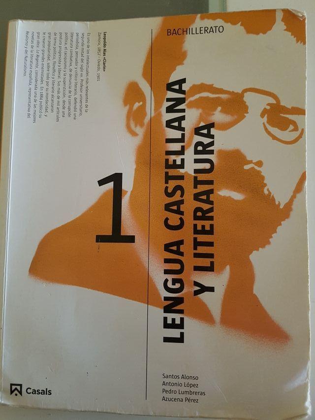 Libro lengua castellana y literatura Casals