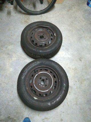 ruedas michelin 175/65/ R/4