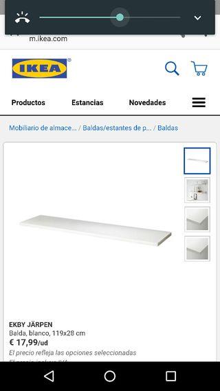 Balda Ikea