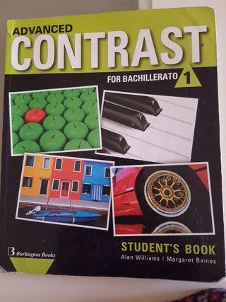 libro Inglés 1 de bachillerato Advanced Contrast