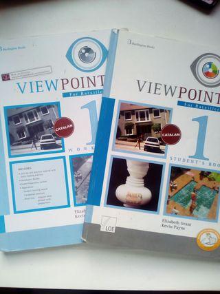 Ingles ViewPoints 1r Batxillerato