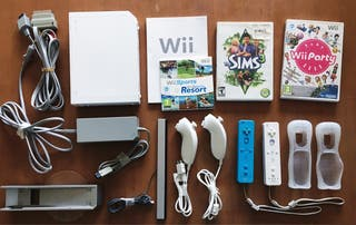 Wii completa pack