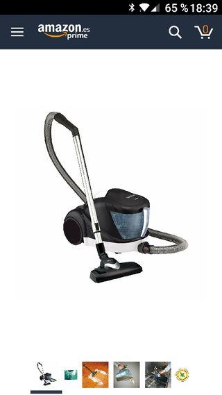 aspirador agua polti 1500w