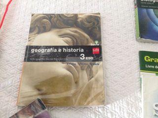Libro texto 3 Eso geografía e historia 3 ESO