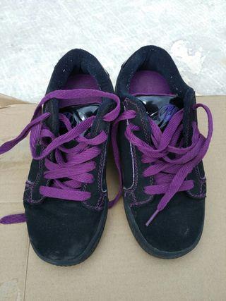 zapatillas con ruedas Neelys