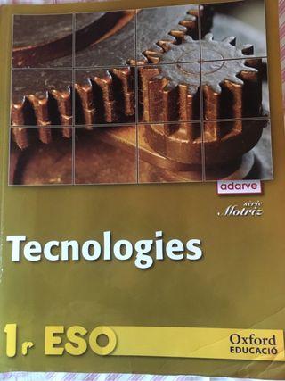Tecnologies 1 ESO
