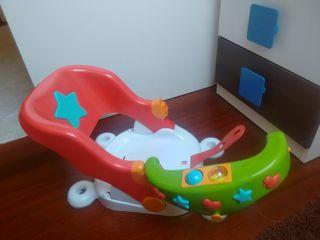 Asiento bañera bebé A ESTRENAR