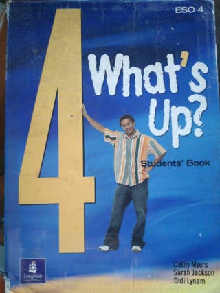 Student's Book What's Up 4