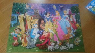 Puzzle Gigante 125 piezas.