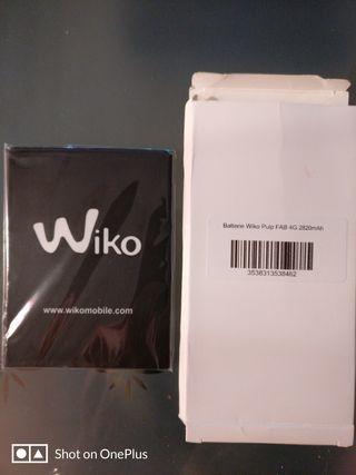 Batería Wiko Pulp FAB 4G