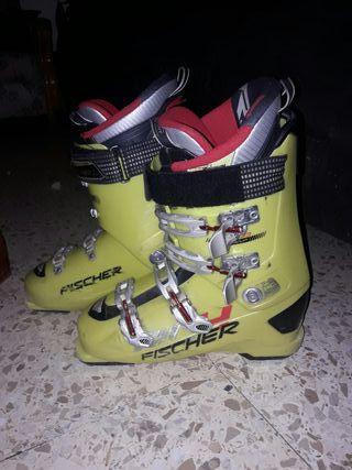 botas esqui.